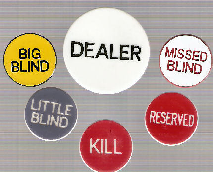 5 lammers and a dealers button 1.85